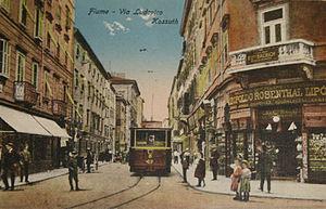 Rijeka tram old (3)