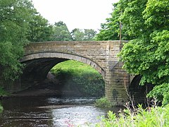 River Wear Shincliffe Bridge 20070630.JPG
