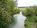 River Windrush at New Bridge 2 - geograph.org.uk - 1515256.jpg