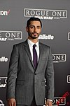 Riz Ahmed at the Rogue One -A Star Wars Story- World Premeire Red Carpet - DSC 0437 (31547570706).jpg