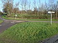 Road junction at the bottom of Hill End Common - geograph.org.uk - 326339.jpg