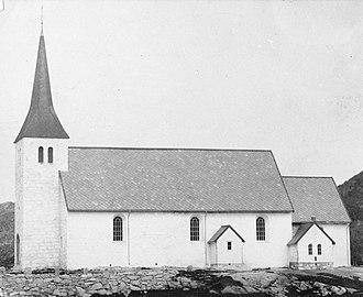 Roan Church - Side view of the church
