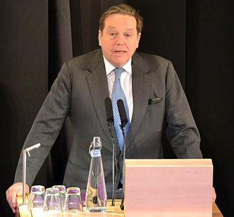 Robert Gascoyne-Cecil, 7th Marquess of Salisbury - Image: Robert Gascoyne Cecil 2013