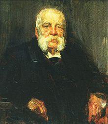 Robert Sterl: Ludwig Hartmann (1908), Städtische Galerie Dresden (Quelle: Wikimedia)