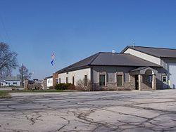 Hình nền trời của Rockland, Wisconsin