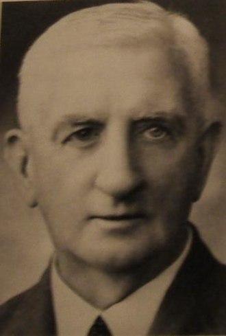 Roger Hartigan - Hartigan in a Board of Control photo.