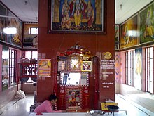 Rojhri Inside temple