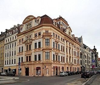 Brühl (Leipzig) - Romanushaus