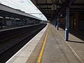 Romford station slow eastbound look west.JPG