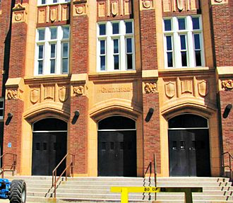 Roosevelt High School (Chicago, Illinois) - Image: Roosevelt HS Chicago