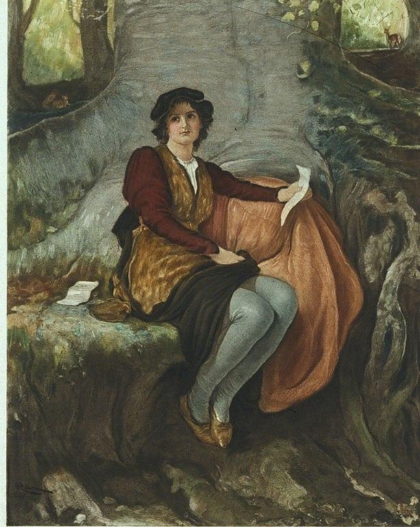 Rosalind - Robert Walker Macbeth