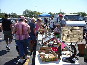 Taken at a Chicagoland Flea Market. Rosemont, ...