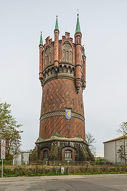 Rostock asv2018-05 img58 water tower