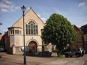 Rothwell, Northamptonshire - Rothwell Methodist Church