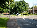 Roundabout in Coldnailhurst Avenue, Bocking, Braintree - geograph.org.uk - 60515.jpg