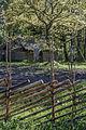 Roundpole fence in Estonian Open Air Museum.jpg