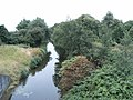 Royal Canal from Moyvalley-Moyvally Bridge in Co. Kildare - geograph.org.uk - 1429176.jpg