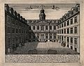 Royal College of Physicians, Warwick Lane, London; the court Wellcome V0013101.jpg