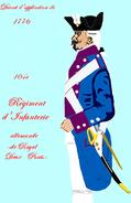 Royal Deux Ponts 104RI 1776