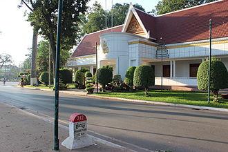 Siem Reap - Royal Residence, Siem Reap