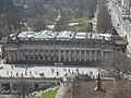 Royal Scottish Academy from the top of The Scott Monument.jpg