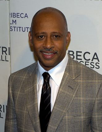 Ruben Santiago-Hudson - Santiago-Hudson at the 2010 Tribeca Film Festival