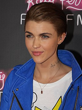 Ruby Rose in 2012.