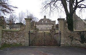 RAF Rudloe Manor - Rudloe Manor main house