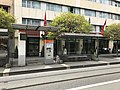 Rue de Lausanne (Genève) - arrêt de transport en commun.JPG