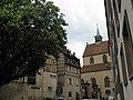 Rue de l'Hôpital, église Saint-Matthieu (Colmar).JPG