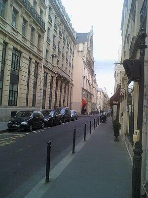 Rue de la Victoire - Image: Rue de la Victoire