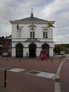Ruisbroek, Antwerp Village in Flemish Region