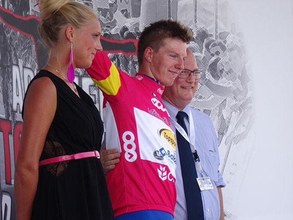 Rumillies (Tournai) - Tour de Wallonie, étape 1, 26 juillet 2014, arrivée (C27).JPG