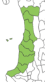 Rumoi subprefecture map.png