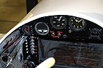 Rutan Quickie One (Model 54) detail - Oregon Air and Space Museum - Eugene, Oregon - DSC09842.jpg