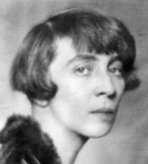 Ruth Hale (feminist) - Hale in 1921