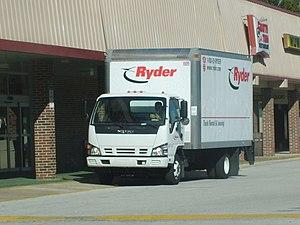 Ryder - A Isuzu N-Series