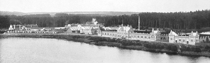 AB Södertelge Verkstäder 1914
