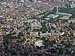 Süleymaniye Camii - İstanbul Üniversitesi - Aerial view.jpg