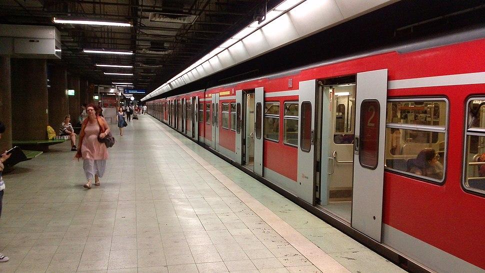 S-Bahn in Stuttgart