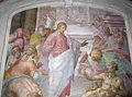 S. marco, cripta della cappella salviati, resurrezione di lazzaro di g.b. naldini 04.JPG