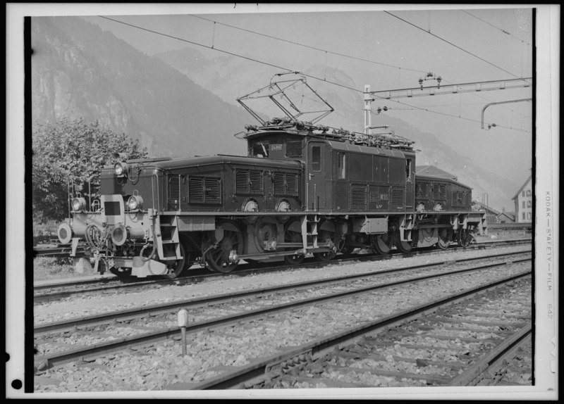 SBB Historic - F 125 00001-230 - Ce 6 8 III 14315