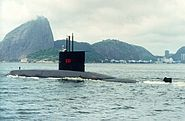 S 31 Submarino Tamoio