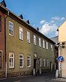 "Saalfeld Kirchplatz 4 Pfarrhaus Bestandteil Denkmalensemble ""Stadtkern Saalfeld-Saale"".jpg"