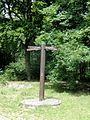 Saint-Martin-du-Tertre (95), forêt de Carnelle, carrefour Vauréal 2.JPG