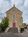 Saint Louis church in Luzinay 03.jpg