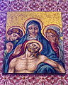 Saint Mary Magdalene Church (Columbus, Ohio) - Station of the Cross 13.jpg