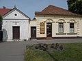 Saint Wendelin chapel and Vékás Dental, 2018 Paks.jpg