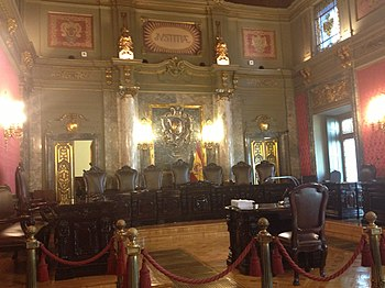 sala segunda del tribunal supremo wikipedia la
