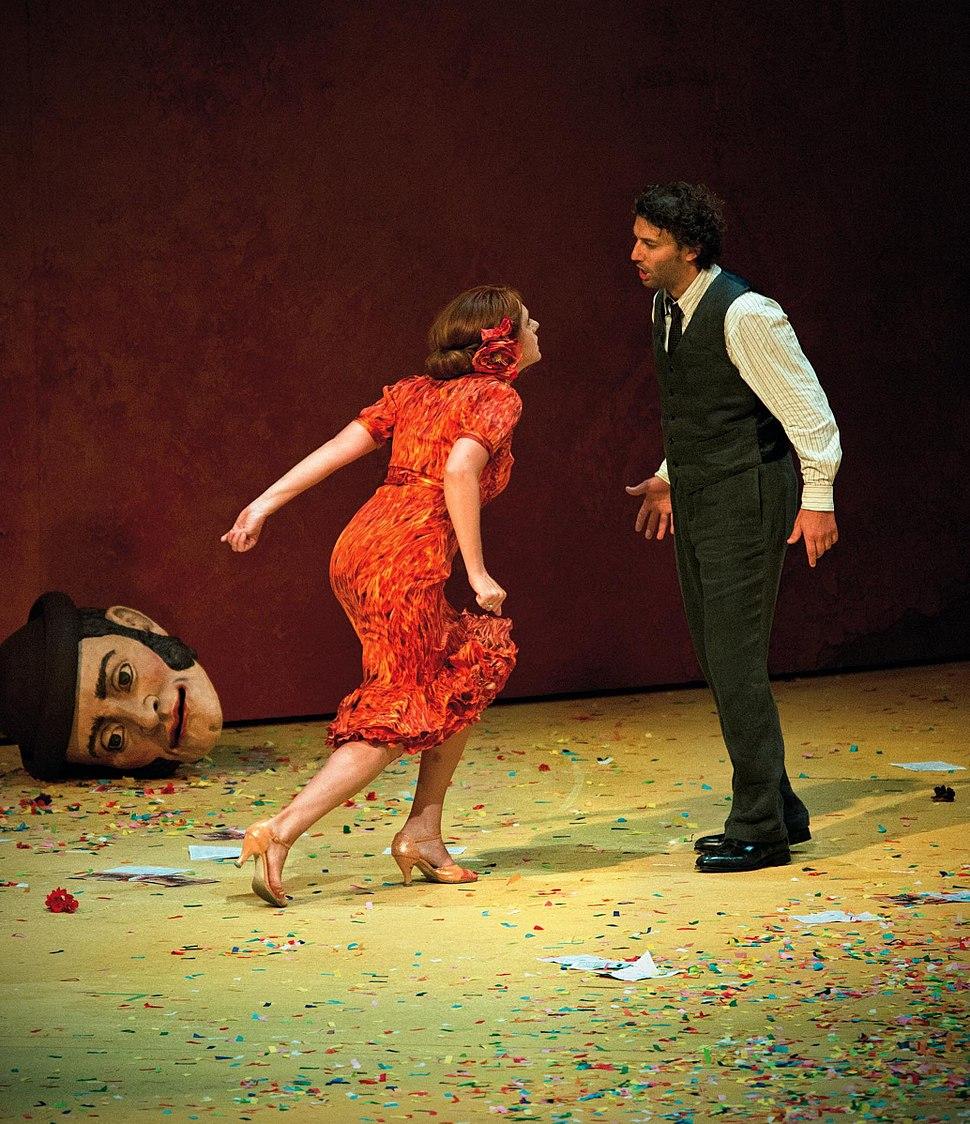 Salzburger Festspiele 2012 - Carmen